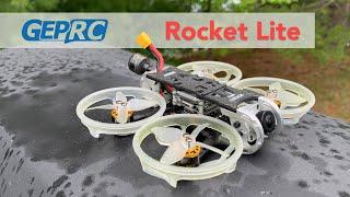 GEPRC Rocket Lite - Amazing FPV Park Explorer