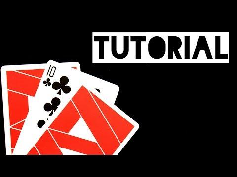 Další jednoduchý karetní trik s vysvětlením !!!