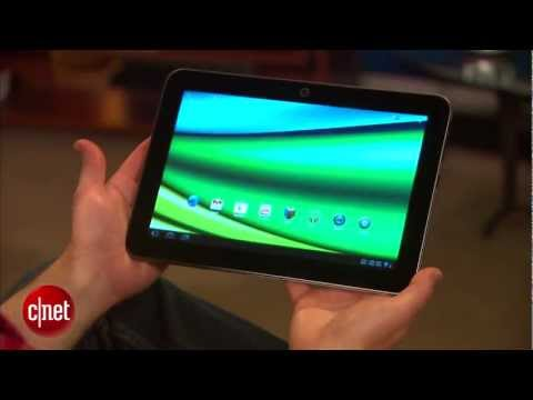 First Look: Toshiba Excite 10 LE