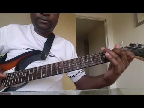 Soukous guitar tutorial: Rythm and Riffs