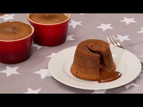 Schokosoufflee Medium - Schokoladig-lockeres Lieblingsdessert à la #chefkoch