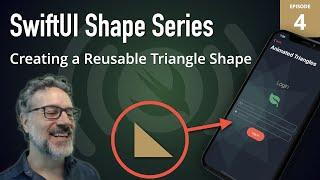SwiftUI Shapes Live: 4 - The Triangle Shape
