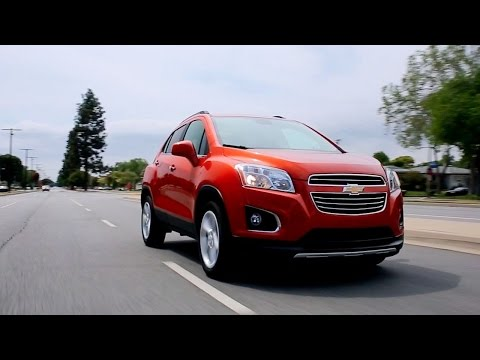 2016 Chevy Trax - Review and Road Test