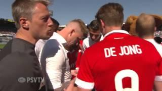 PSV Kampioen: Spanning En Ontlading In Zwolle