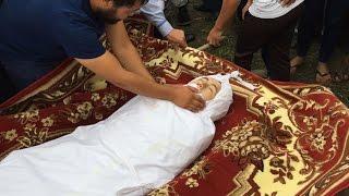 Замирбек Махмутов похоронен на родовом кладбище