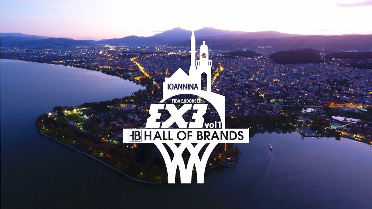 3x3 Fiba Endorsed Hall Of Brands Tournament Ioannina vol.1 cd731b35b9b