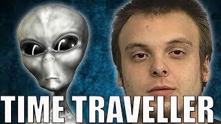Man Who Claims He's From The Year 2048 Has Scary Warning For Next Year