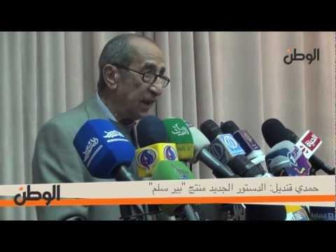 الوطن | حمدي قنديل: الدستور المصري منتج