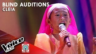 Oras Na by Cleia Tadena | The Voice Kids Philippines Blind Auditions 2019
