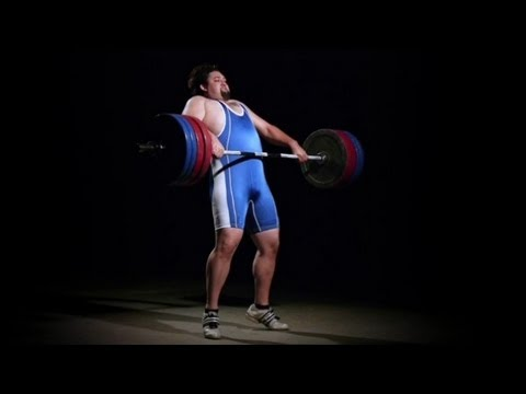 Olympic Coaching Tips: Clean and Jerk in Slo Mo