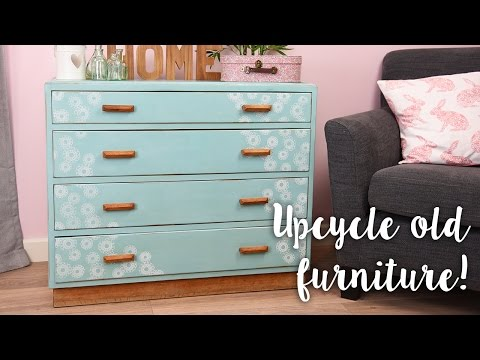 Upcycling Drawers