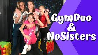 GymDuo | Učíme NoSisters gymnastiku