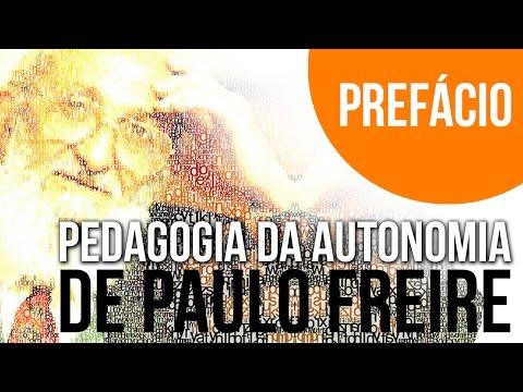 Pedagogia da Autonomia, de Paulo Freire, por capítulos