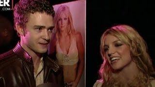 Бритни Спирс, Britney Spears & Justin Timberlake 2001 Interview