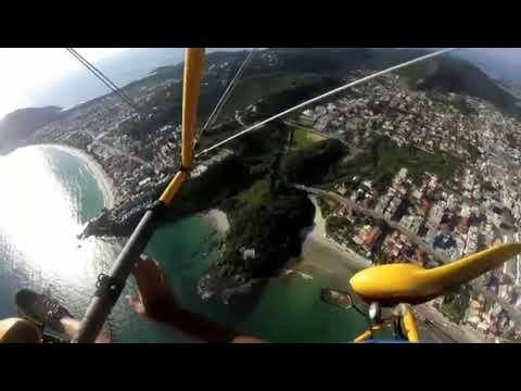 Voando em Bombinhas por Alberto Gregorio channel