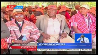 Blow to Jubilee party as another member decamps the party to ODM