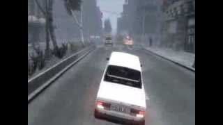 preview picture of video 'Sheki avtoshlari ( GTA IV )'