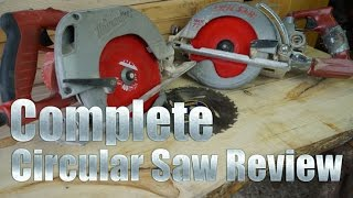 The Complete Circular Saw Review By Mitchell Dillman