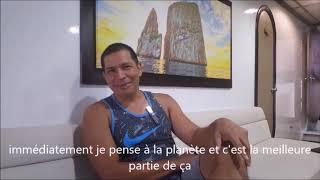 Luis - la quarantaine et ses leçons