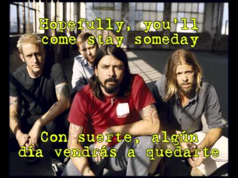 How I Miss You [Subs español/ingles] - Foo Fighters