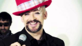 Boy George - Bigger Than War