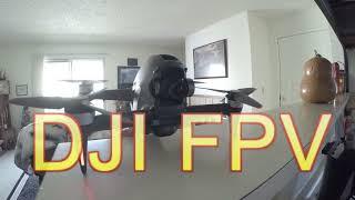 DJI FPV El Manto Claybanks