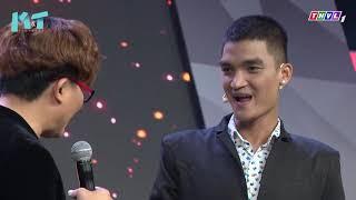 Kẻ thách thức tập 4 - Mạc Văn Khoa diện vest đi tổ ong đỏ tham gia gameshow