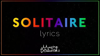Solitaire - Marina and the Diamonds (LYRICS)