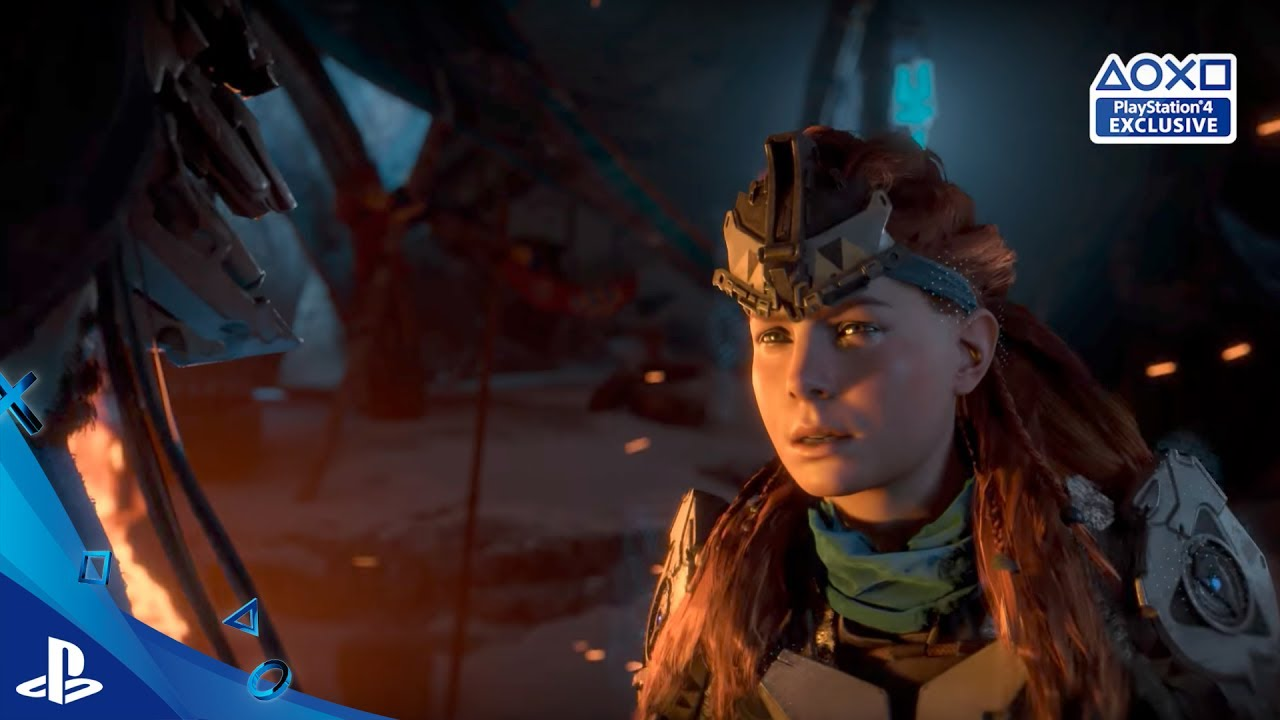 E3 2017 | The Frozen Wilds – Se anuncia el DLC para Horizon Zero Dawn