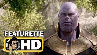 AVENGERS: INFINITY WAR (2018) - Behind the Scenes Clips HD