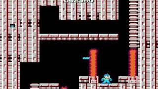 Let's glitch Mega Man!