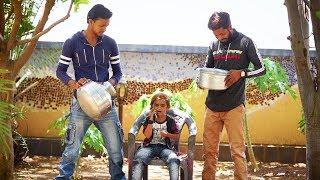 CHOTU aur BARTAN CHOR   छोटू और बर्तन चोर   Khandesh Ki Comedy   Chotu Comedy Video