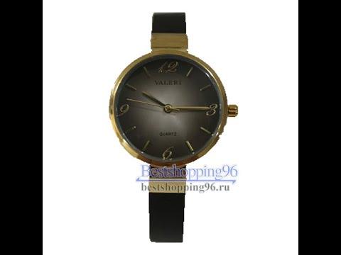 Видео обзор женских ювелирных часов Valeri I3923 L