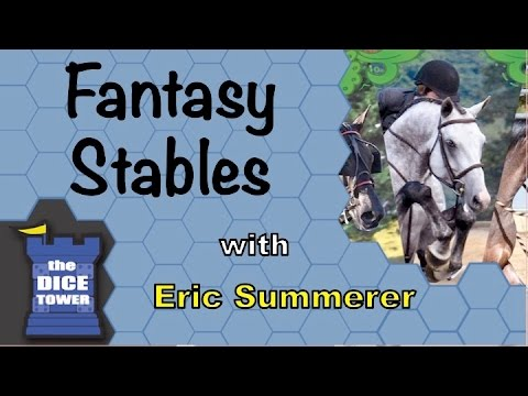 172-Second Reviews: Fantasy Stables