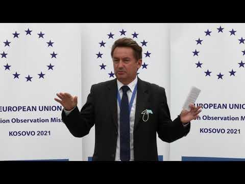 Deployment of LTOs for EU EOM Kosovo 2021