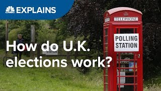 How do UK elections work?  CNBC Explains