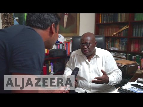 Ghana elections: President-elect speaks to Al Jazeera