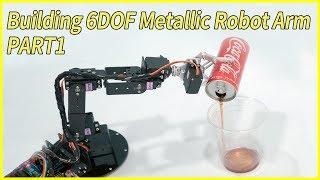 6 dof robotic arm arduino code - Thủ thuật máy tính - Chia