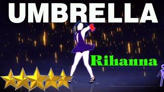 🌟  Umbrella   Rihanna   Just Dance 4 🌟
