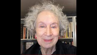 Canadian iconic author Margaret Atwood asks Americans living abroad to vote in this election.