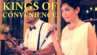 WEDDING BAND BALI Kings of Convenience - Know How (VAGABOND Cover)
