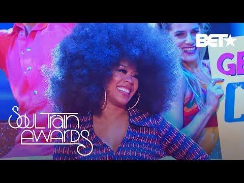 Keyshia Cole Rocks... | Lip Sync Battle: Soul Train Awards Edition