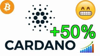 Potential For King Cardano ADA +50% Price Surge By March 2019