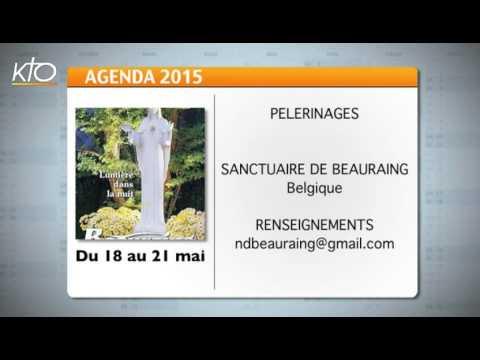 Agenda du 8 mai 2015