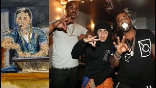 Jim Jones was the person who called for 6ix9ine to be 'SUPER VIOLATED'. (WIRE TAP AUDIO RELEASED)