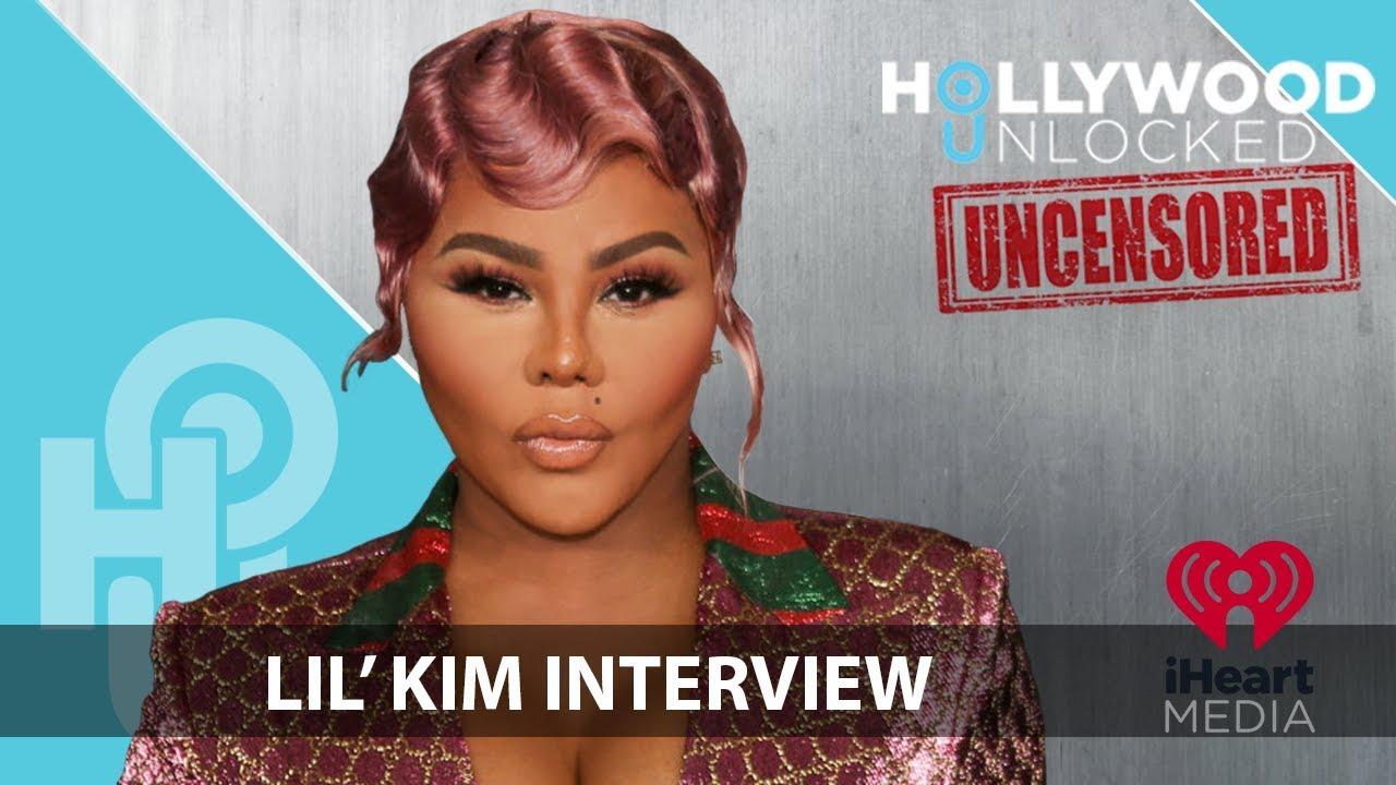 Lil Kim on Hollywood Unlocked