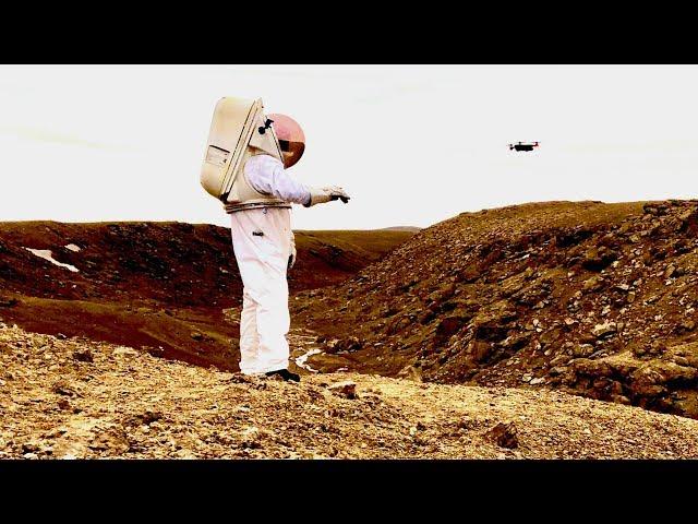 Астронавты получили «умную» перчатку для дистанционного управления дронами