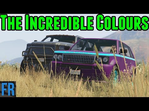 The Incredible Colours - Street Race Career #32 (Gta 5 Mods)