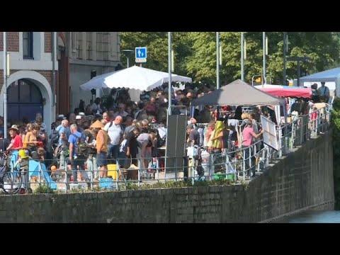 العرب اليوم - شاهد: انطلاق أكبر سوق خردوات في أوروبا