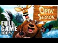Open Season video Game full Game walkthrough Longplay